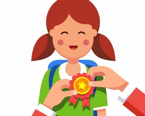 estudiante-chica-que-se-adjudica-por-ganar-en-la-feria-de-la-escuela_3446-656